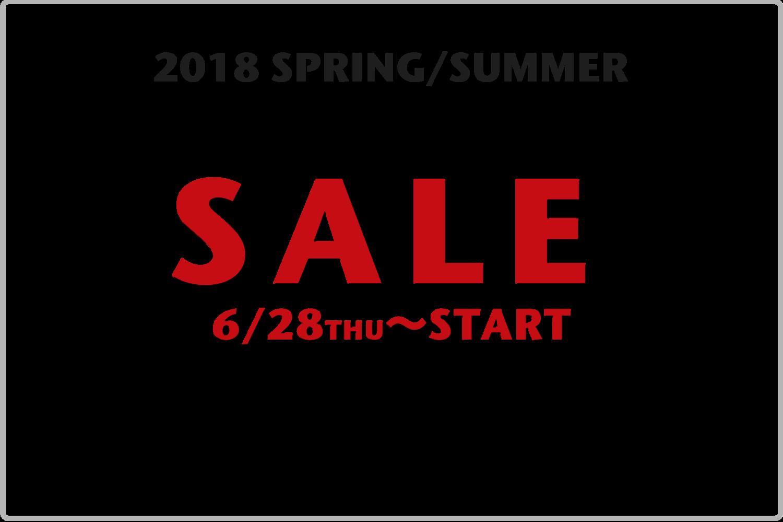 [INFO] 春夏セールスタートしました!